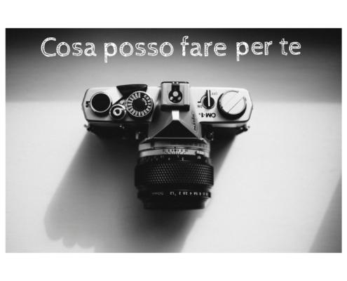 condivisione progetto fotografico